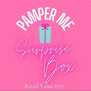 SURPRISE BOX 🌟Pamper Me surprise Box! $75+ value